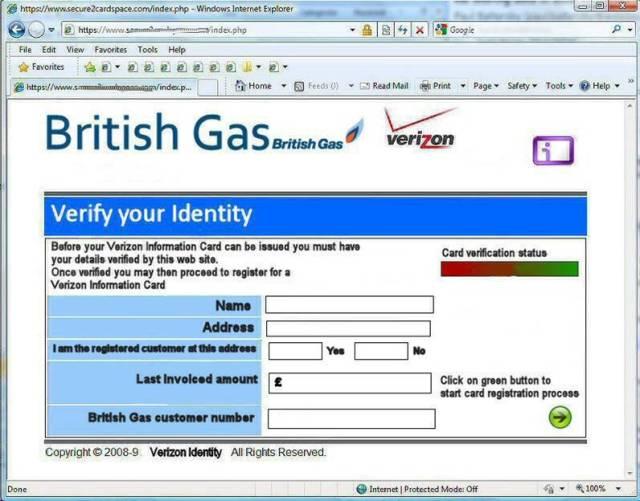 User IDM Portal